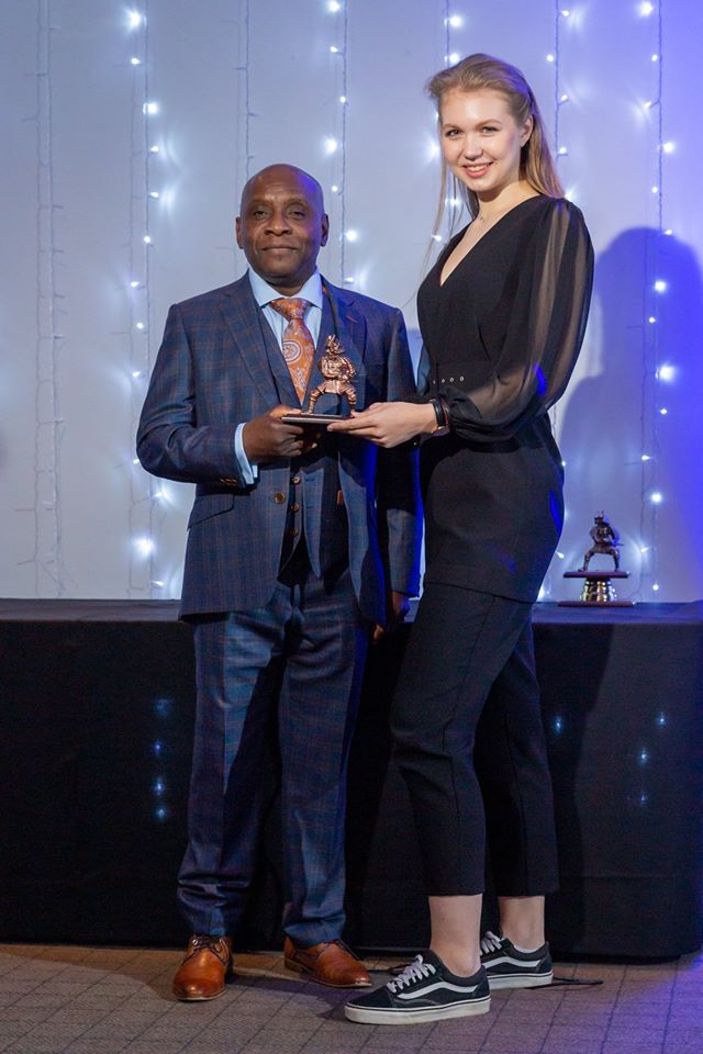 West Midlands TAGB International Student of the Year - Katerina