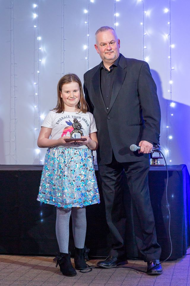 Bilston TAGB Student of the Year - Millie