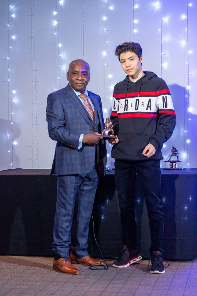 2019 Best in Grading Award - Antonio