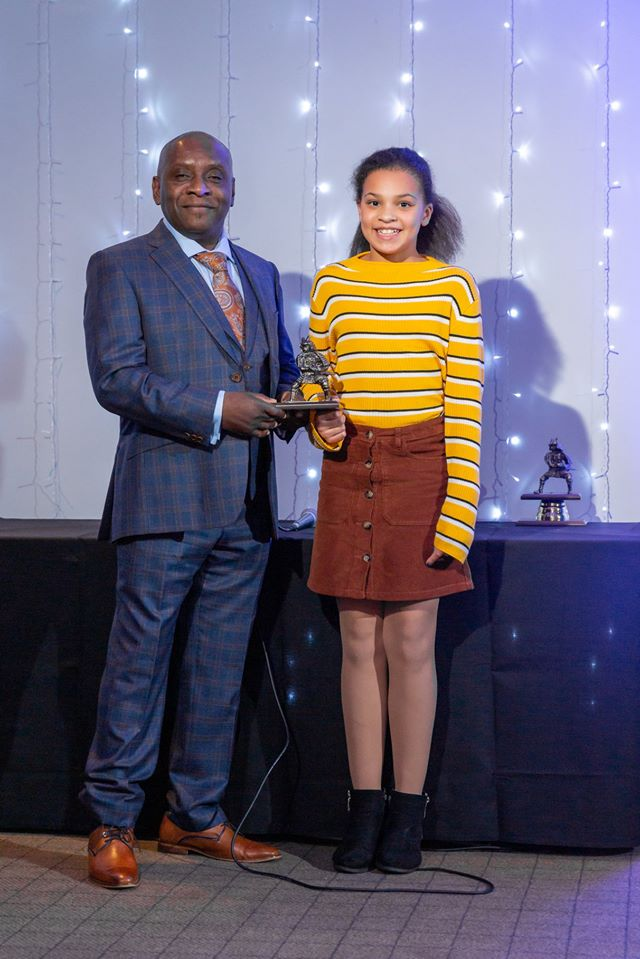 Dudley TAGB Student of the Year - Amelia